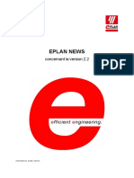 News Eplan 2.2.5 Be Fr