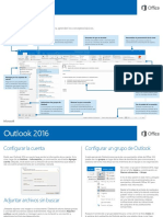 Outlook 2016 Guia de Inicio Rapido