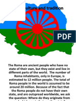 Roma Culture and Tradition