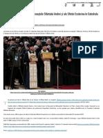 Credincioșii Se Pot Închina La Moaștele Sfântului Andrei Și Ale Sfintei Ecaterina În Catedrala Națională _ Doxologia