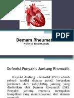 1. Demam Reumatik Endokarditis