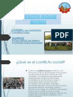 conflictos sociales mineros