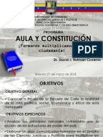 Aula y Constitucion