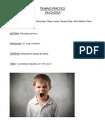 Marta Schorm de Psicologia  la conducta impulsiva del niño sordo