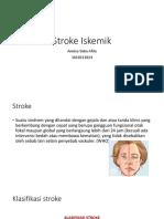 Stroke - Siska