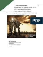 Postulacion Premio Gestion Humana 2015 06mar2015 Acrip