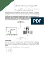 Prinsip Kerja Ultrasonic Testing Serta Keuntungan Saat Pengujian NDT