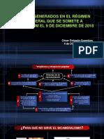 CDG - Riesgos generados en el régimen bicameral aprobado en el Congreso para el referendum del 9 de Diciembre de 2018