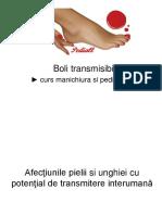 Curs 5 . Boli transmisibile.ppt