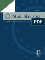 Studi Slavistici
