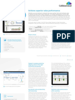 Sales Performance Bundle Brochure