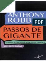 Passos de Gigante - Anthony Robbins