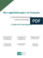 Guide-Enseignant Francais C5 Interieur