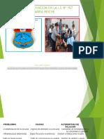 PROYECTO DE INNOVACION EN LA I.E Nº 167 MARIA REICHE -.pptx
