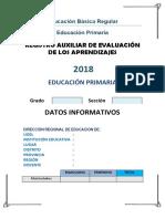 Registro Auxiliar Por Bimestres 2017
