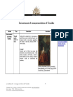 Les Instruments de Musique Au Chateau de Versailles
