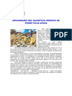 08 DE ABRIL- Aniversario del sacrificio de Pedro Vilca Apaza..doc