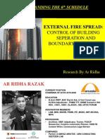 Research on Understanding UBBL Schedule 6 by Ar Ridha Razak