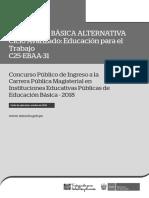 07_C25-EBAA-31 EBA Avanzado Educación Para El Trabajo