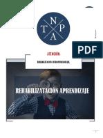 PROGRAMA DE REHABILITACIÓN-ATENCIÓN