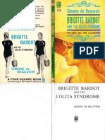 de Beauvoir, Simone - Brigitte Bardot and the Lolita Syndrome (Four Square, 1960).pdf