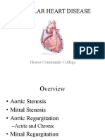 Valvular Heart Disease IM 8-12