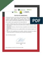Política de Competencia (16.2.2012)