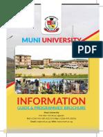 Muni Guide