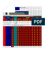 MOS Game Excel Sheet
