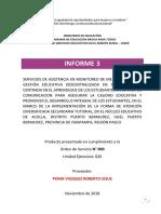 Formato de Informe 3 Ods 2 - Gestor Educativo Terminado