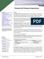 Metodologia de Calificacion de Finanzas Corporativas