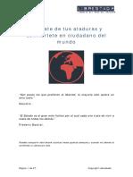 E-book-Liberate de Tus Ataduras y Conviertete en Ciudadano Del Mundo