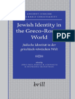 (Arbeiten zur Geschichte des antiken Judentums und des Urchristentums 71) Edited by Jörg Frey, Daniel R. Schwartz & Stephanie Gripentrog-Jewish Identity in the Greco-Roman World_ Jüdische Identität in.pdf