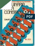 Maquinaría Para Construcción -