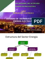 SISTEMA DE DISTRIBUCION ENERGETICA