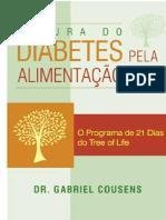 A Cura Do Diabetes Pela Alimentação Viva - Gabriel Cousens