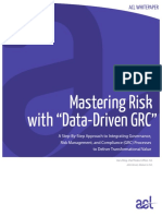 White Paper Data Driven GRC