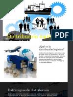 Distribución logística