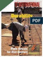 Dowel Plates