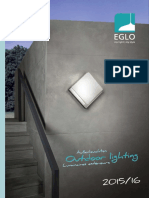 EGLO Outdoor-Lighting 2016