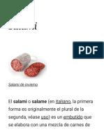 Articulo Salami