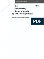 Part 4 - Manufacturing Sodium Carbonate and the Solvay Process