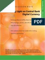 IMF Digital Currency