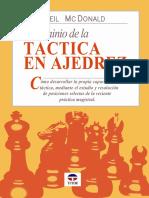 El dominio de la táctica en ajedrez - McDonald.pdf