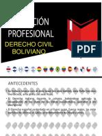 Derecho Cvil Bolivia- Mod 1