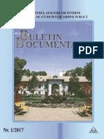 Buletin documentar
