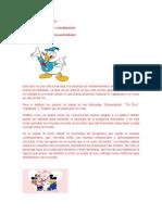 Para Leer Al Pato Donald
