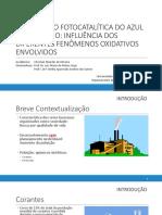 Apresentação Christian Mendes de Oliveira