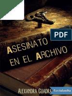 Asesinato en El Archivo - Alexandra Cuadrat Capdevila (1)