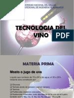 Tecnologia Del Vino